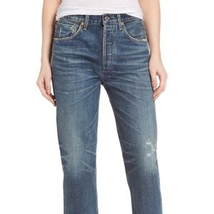 Citizens Of Humanity Jeans - Citizens of Humanity Gia Crop Rollins, 27